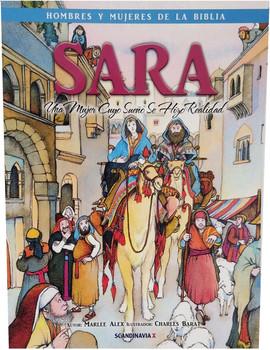 Sara (Hombres y Mujeres en la Serie de la Biblia)