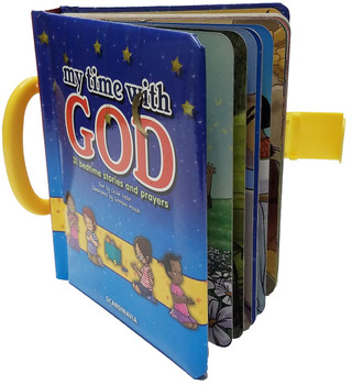 My Time With God: 31 Bedtime Stories and Prayers