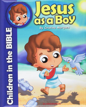 Jesus as a Boy (Children of the Bible)