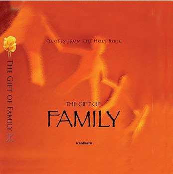 The Gift of Family (CEV Bible Verses) (Gift Book)