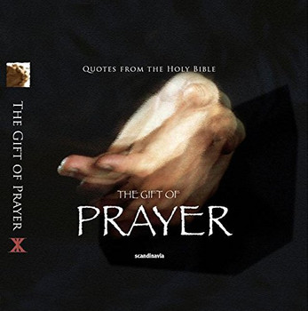 The Gift of Prayer (CEV Bible Verses) (Gift Book)
