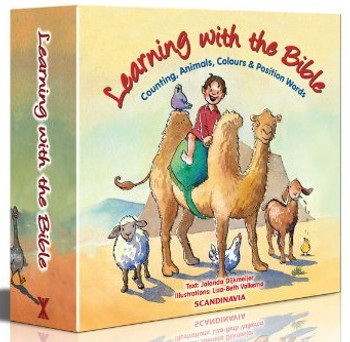 Learning with the Bible (Set of all 4 Books)