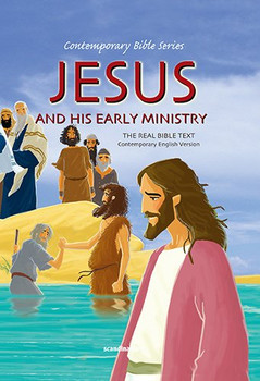 Jesus and His Early Ministry CEV Word-for-Word