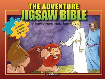 The Adventure Jigsaw Bible