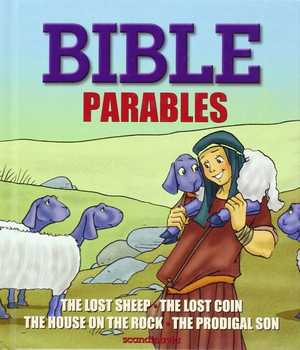 """Bible Parables - All 4 """"Parables of the Bible"""""""