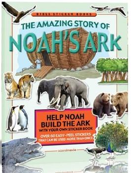 Noah's Ark (Static Sticker Bible)