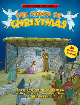 The Story of Christmas (Static Sticker Bible)