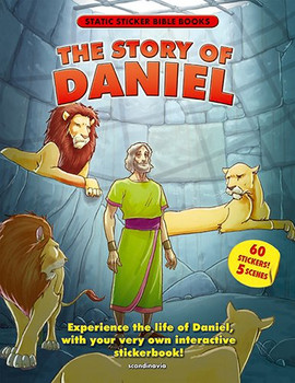 The Story of Daniel (Static Sticker Bible)