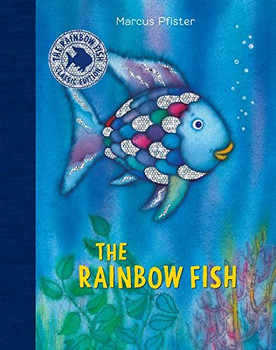 The Rainbow Fish (Classic Edition with Stickers)