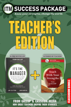 It's The Manager Success Package: Teacher's Edition