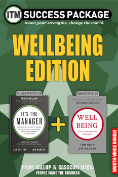 It's The Manager Success Package: Wellbeing Edition