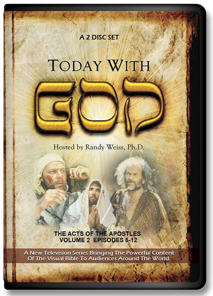 Today With God - Acts (Vol 2)