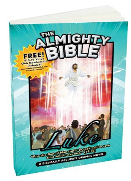 Almighty Bible Luke