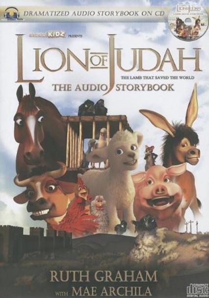 Lion of Judah Book & Audio Combo