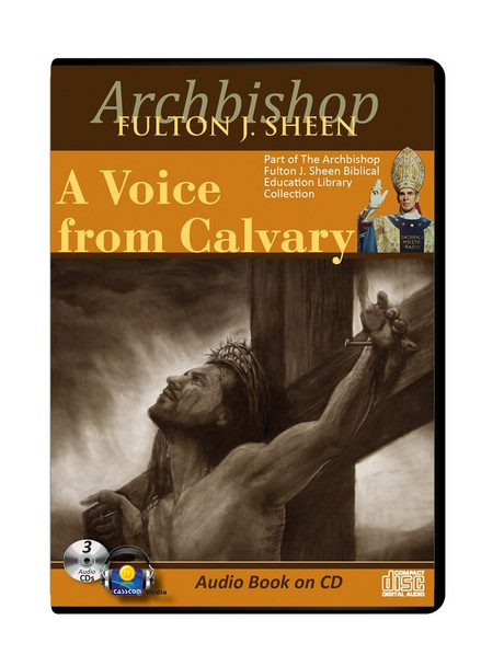 A Voice From Calvary (CD)