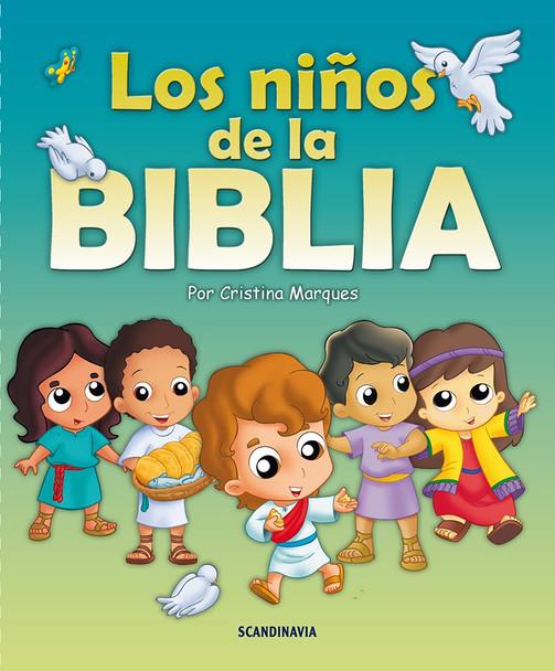 10 Historias bíblicas de los niños en la Biblia