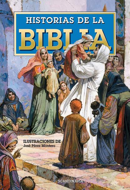 La Biblia de los Niños- Historias de la Biblia de los Niños