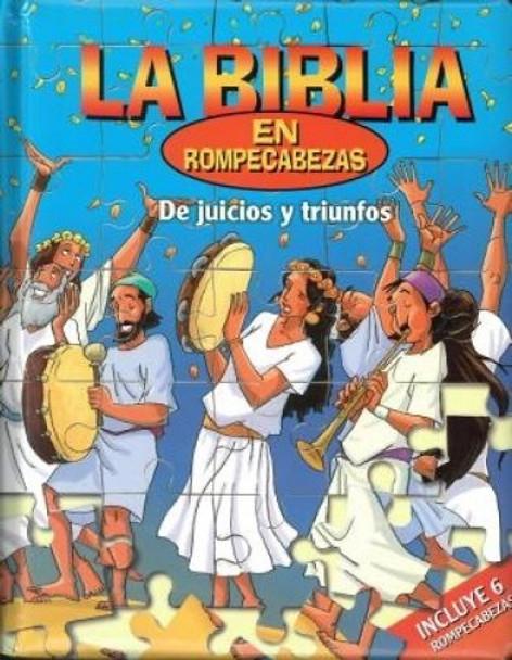 de Juicios y Triunfos - La Biblia En Rompecabezas