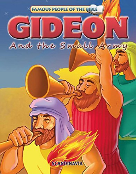 Gideon and the Small Army - Famous People of the Bible Board Book