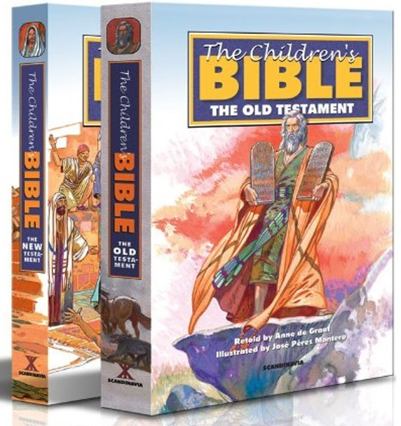 The Children's Bible (New and Old Testament Study Bibles)