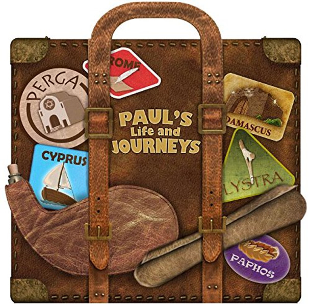 Paul's Life & Journeys Bible Stories for Children (Paul's Life and Journeys)