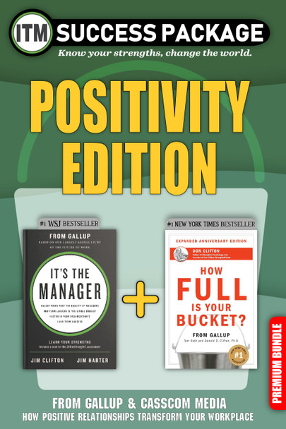 It's The Manager Success Package: Positivity Edition