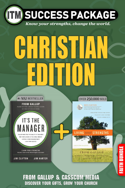 It's The Manager Success Package: Christian Edition