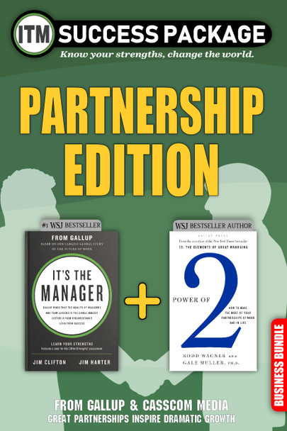 It's The Manager Success Package: Partnership Edition