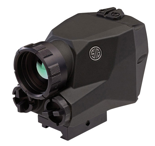 Sig Sauer Electro-Optics SOEC31001 Echo 3 1-6x 23mm 10 degrees FOV Black