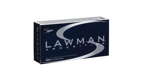 Speer Ammo 53395 Lawman RHT 45 ACP 155 Gr Frangible  - 50rds