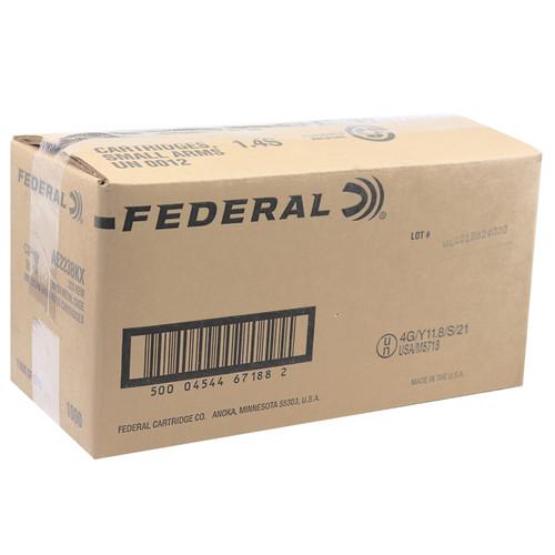 Federal American Eagle 223 Remington Ammo 55 Grain FMJ Bulk 1000 Rounds
