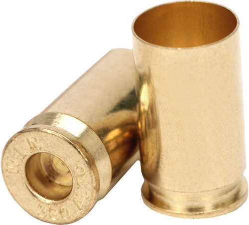 Winchester Unprimed Casings - WSC380AU 380 ACP Handgun Brass 100 Per Bag