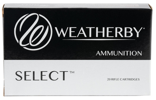 Weatherby H300165IL Select 300 Wthby Mag 165 gr Hornady Interlock 20rds