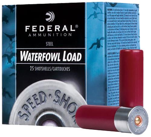 "Federal WF133BB Speed-Shok 12 Gauge 3.5"" 1-3/8 oz BB Shot 25rds"