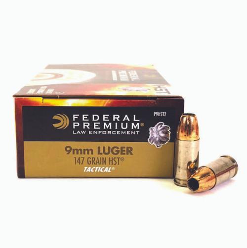 Madison Gold & Guns  Personal Defense HST 9mm Luger 147gr