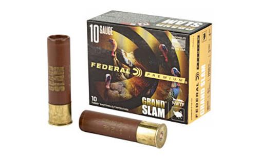 "Federal Grand Slam Premium Turkey 10 Gauge 3.50"" 2 oz 4 Shot 10rds"