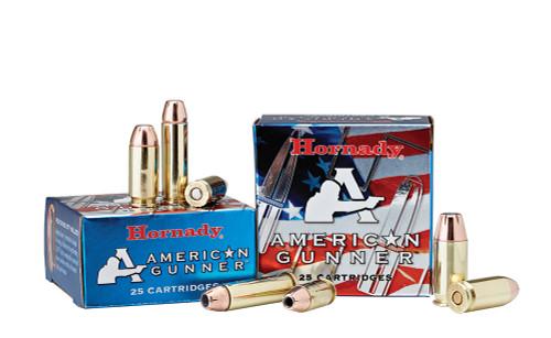 Hornady 90224 American Gunner 9mm Luger +P 124 gr XTP Hollow Point - 25rds