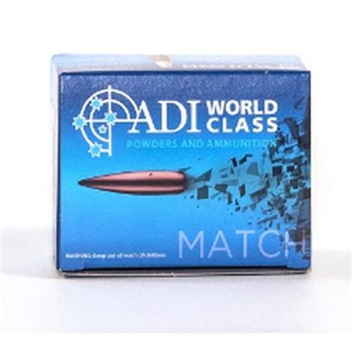 ADI World Class Ammunition .223REM 69gr Sierra Match King - 20rds