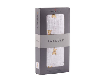 Newcastle Teddy Bear Swaddle