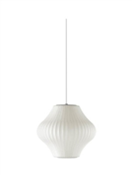 Nelson Pear Bubble Pendant Lamp