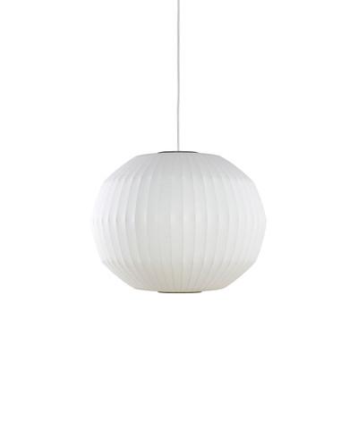 Nelson Angled Sphere Bubble Pendant Lamp