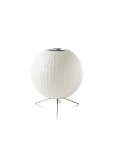 George Nelson Ball Tripod Lamp