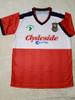 St Mirren Away 1987-88