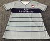 Ayr United Away 1987 - 88