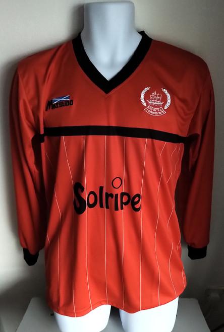 Clyde 1984-86 Away