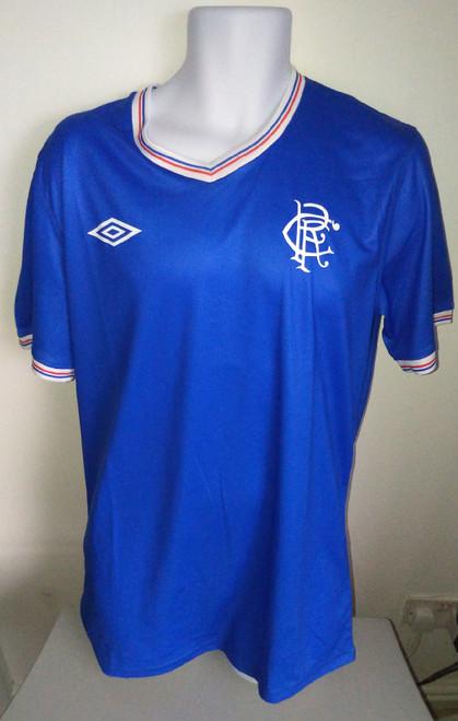 Rangers European 1983