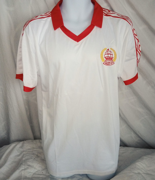Clyde Home 1977-78