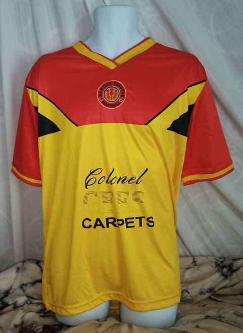 Partick Thistle Home 1987-89