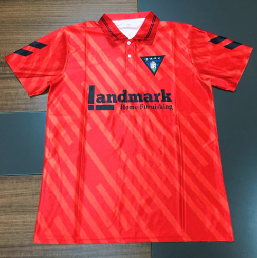 Dunfermline Athletic Away 1992-93