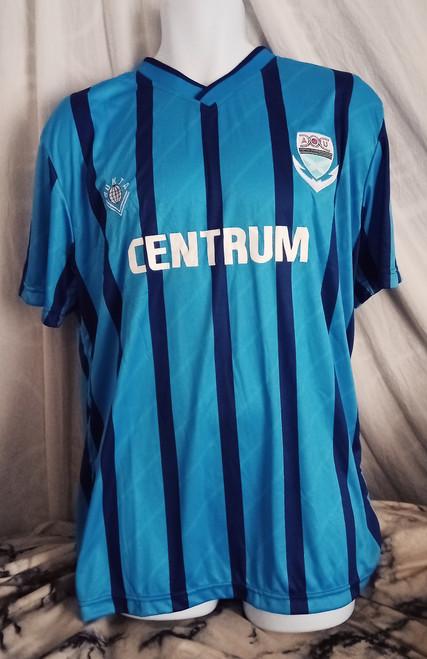 Ayr United 3rd 1988-90